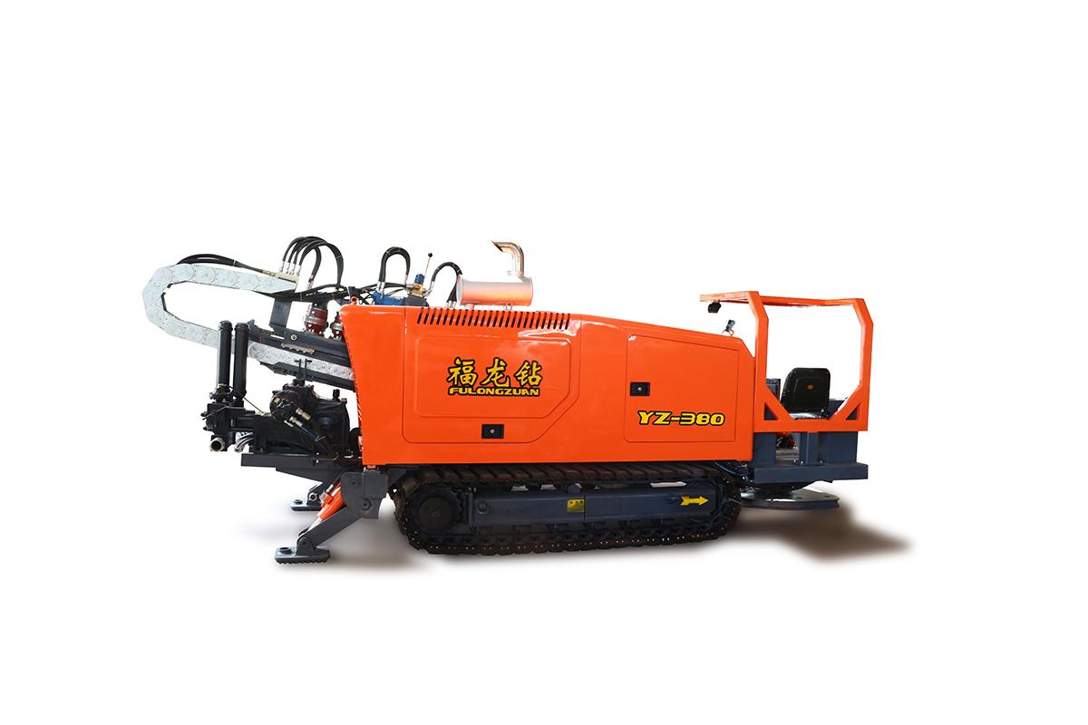 福龍鉆TZ-380非開挖鋪管鉆機(經典款)高清圖 - 外觀