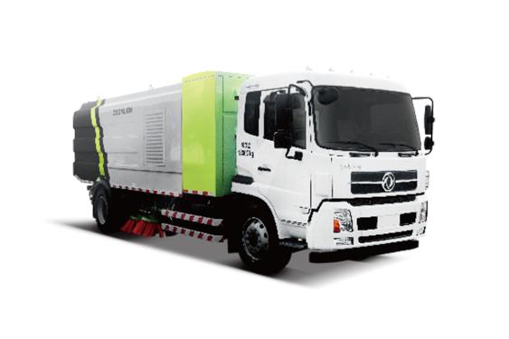 中联重科ZBH5183TSLEQABEV湿式扫路车