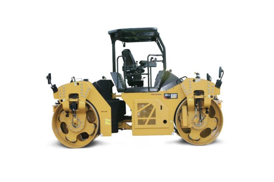 卡特彼勒CAT®CB13双钢轮压路机