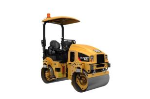 卡特彼勒CAT®CB2.7双钢轮压路机