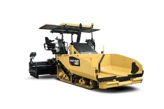 卡特彼勒CAT®AP655FL沥青摊铺机