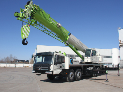 【720°全景展示】雷萨重机55吨汽车起重机