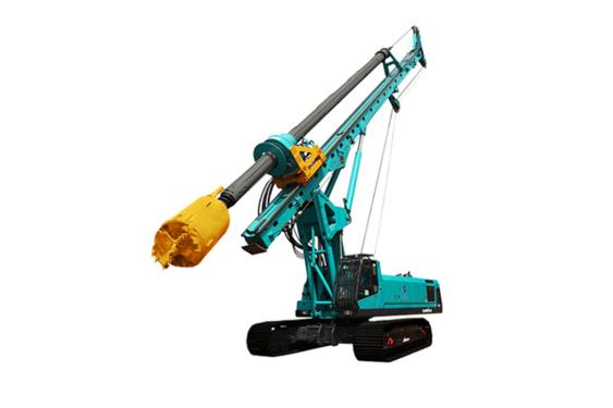 山河智能SWDM280Ⅱ大型多功能旋挖钻机