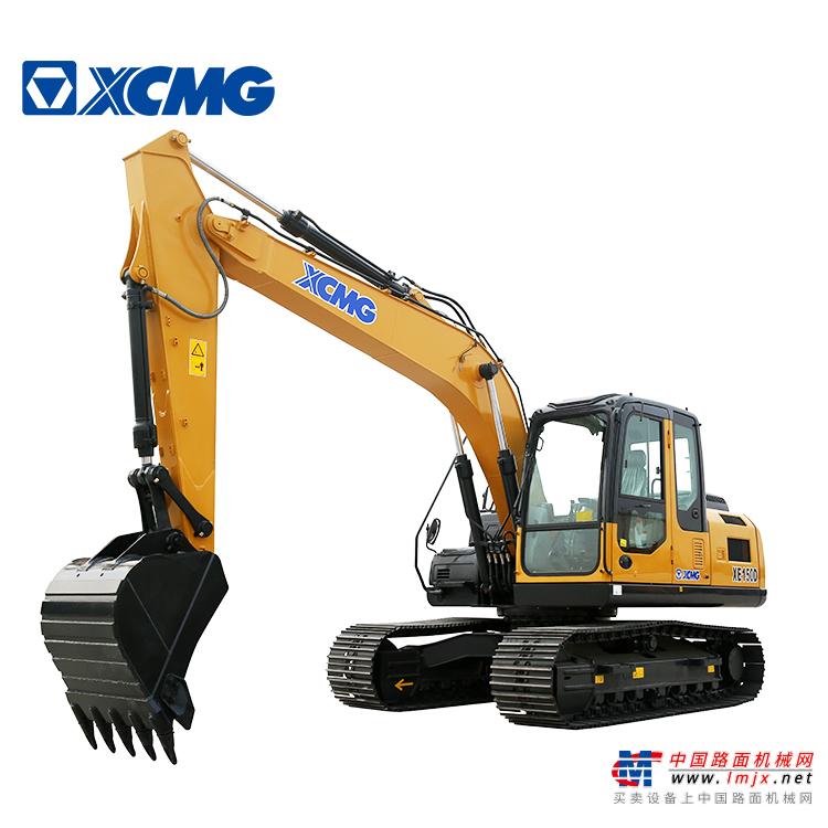 徐工XE150D挖掘機高清圖 - 外觀