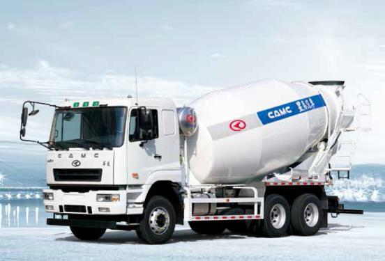 星马AH5252GJB2L56×4 系列 混凝土搅拌车