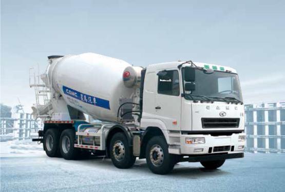 华菱星马AH5310GJB3LNG6搅拌运输车
