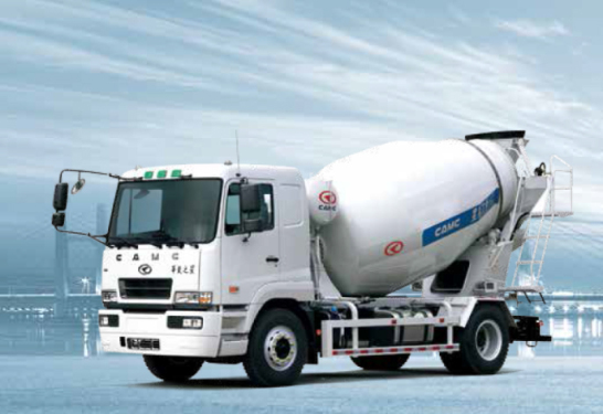 星马AH5180GJB1L54×2系列 混凝土搅拌车
