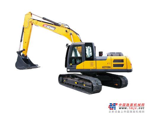 徐工XE215DA挖掘機