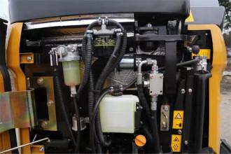 三一重工SY26U微型液压挖掘机高清图 - 外观