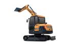 现代HX60挖掘机高清图 - 外观