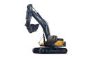 现代505L VS挖掘机高清图 - 外观