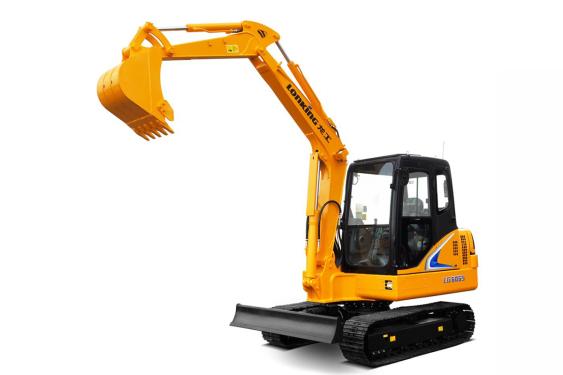 龙工LG6065高原王履带式液压挖掘机