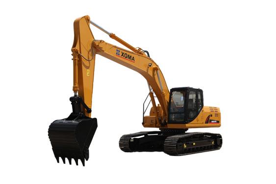【720°全景展示】厦工XG826FL挖掘机
