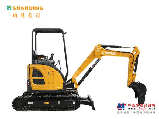 山鼎机械反铲挖掘机型号有哪些,山鼎机械反铲挖掘机产品特点介绍