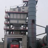 佰特4500型环保再生式沥青搅拌站