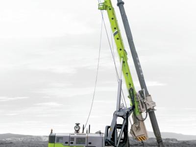 中聯重科ZR160C-3旋挖鑽機  720°VR全景展示