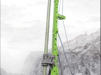 中聯重科ZR280C-3旋挖鑽機  720°VR全景展示