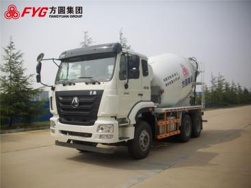 方圆FYG5253GJBD搅拌运输车