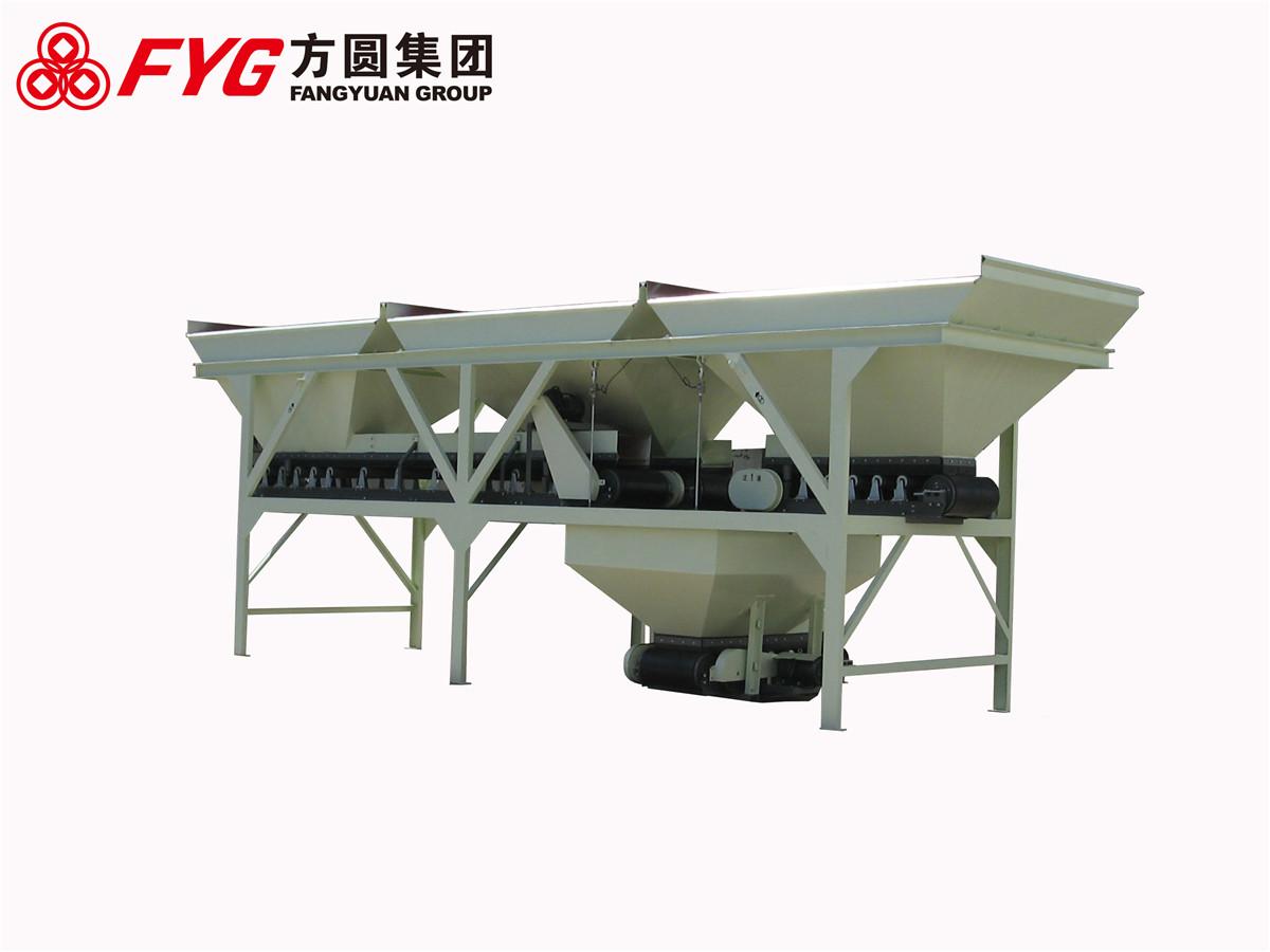 方圆PLD1600混凝土搅拌机高清图 - 外观