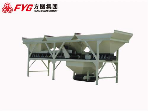 方圆PLD1600混凝土搅拌机