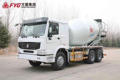 方圆FYG5257GJB出口专用搅拌运输车