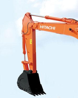 日立ZX360H-5A挖掘机高清图 - 外观
