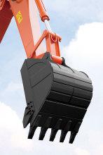 日立ZH200-5A挖掘机高清图 - 外观