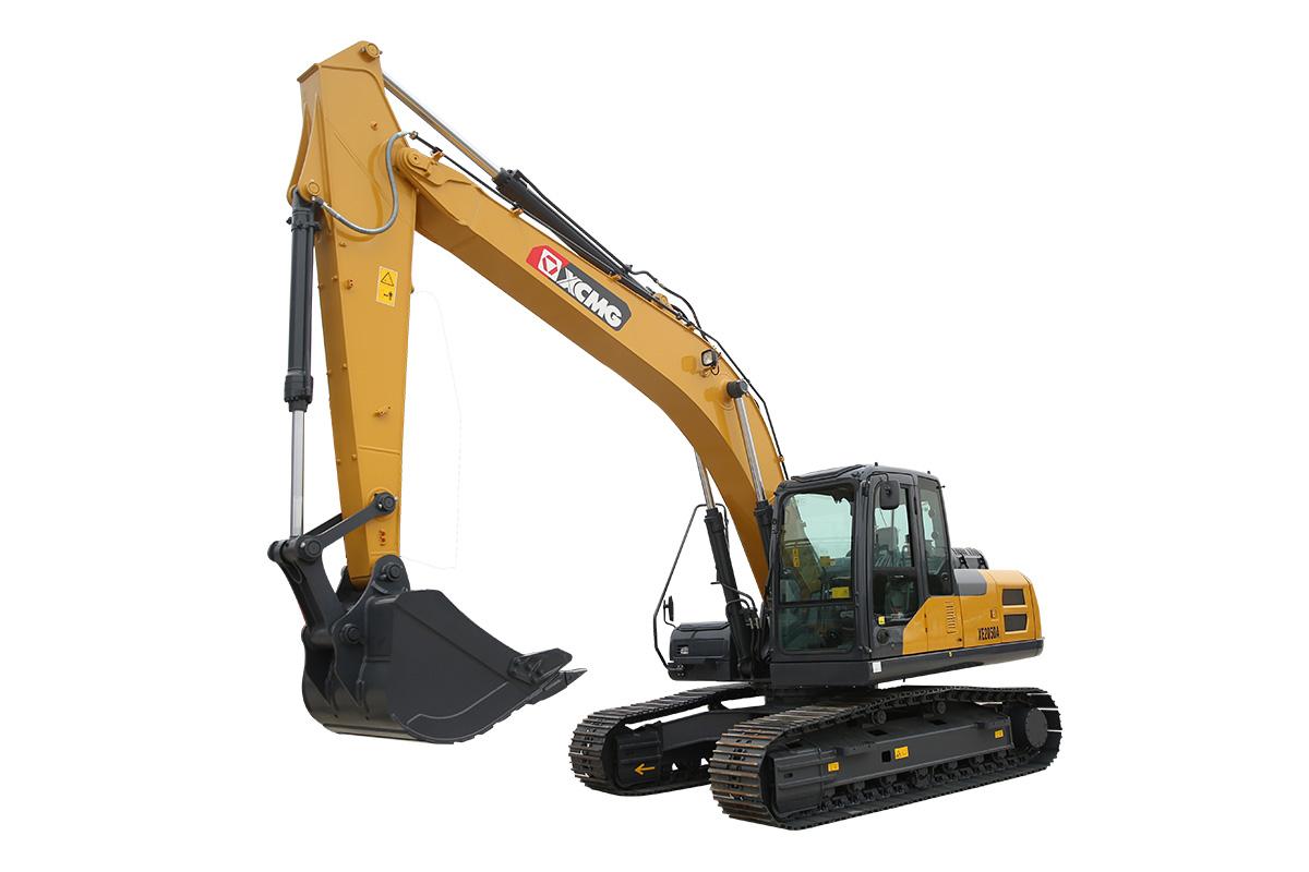 徐工XE205DA挖掘機高清圖 - 外觀