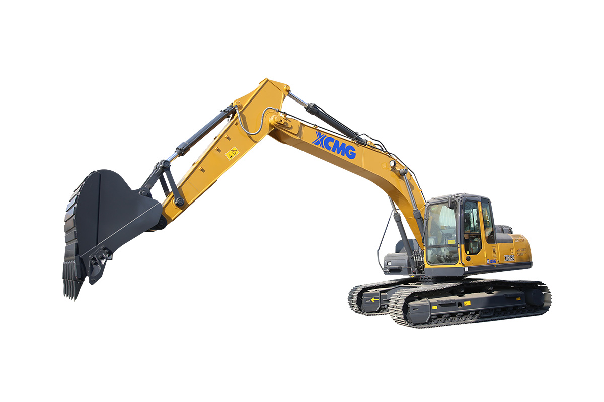 徐工XE215C履帶式挖掘機高清圖 - 外觀