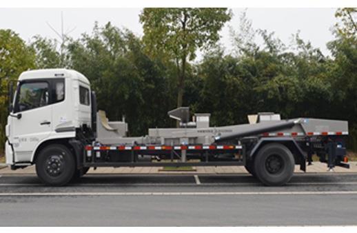 中联重科ZLJ5122ZBGEE干混砂浆背罐车