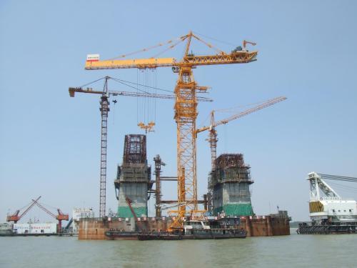 中联重科D5200-240超大型锤头塔式起重机