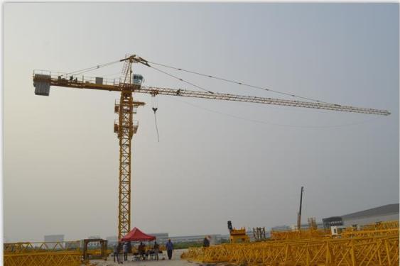 中建机械QTZ63(5610)塔式起重机