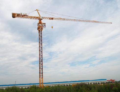 中建机械QTZ250(7030B)塔式起重机