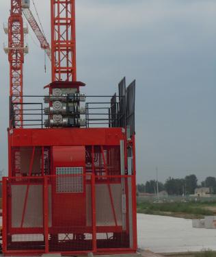 中建机械SC200/ 200Z施工升降机