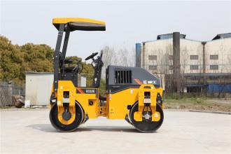 柳工CLG6032E輕型壓路機(雙驅單振)高清圖 - 外觀