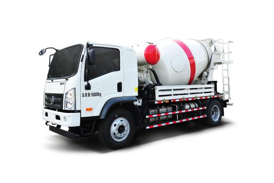 三一重工SYM5160THBE-P808Y(J)搅拌砂浆泵车