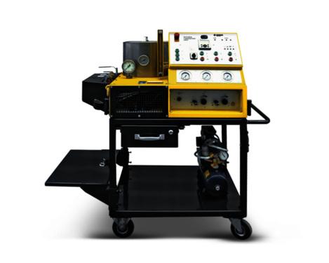 宝马格BTE 02再生机械