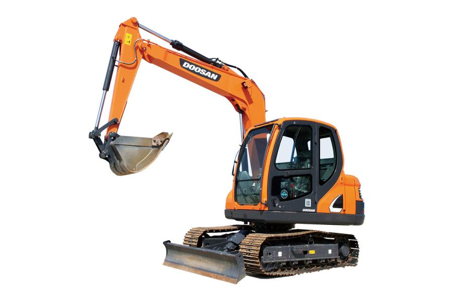 斗山DX75-9C ACE挖掘机
