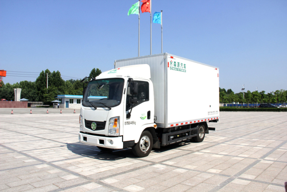 森源重工YBM5040XXYBEV純電動廂式運輸車運輸車