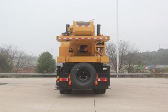 三一重工STC900T7汽车起重机高清图 - 外观
