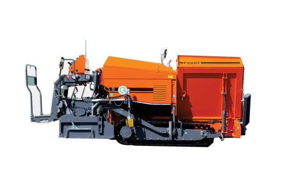 意大利CMF220T摊铺机