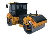 三一重工STR130-5H双钢轮压路机高清图 - 外观