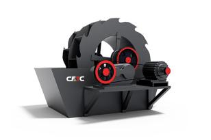 华一工程XS-2210轮式洗砂机