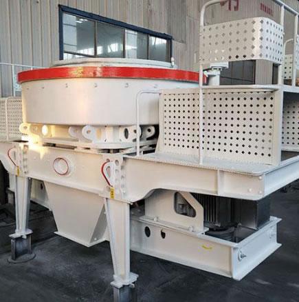 唐山金路VS1663立轴制砂机高清图 - 外观