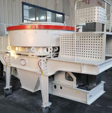 唐山金路VS1663立轴制砂机