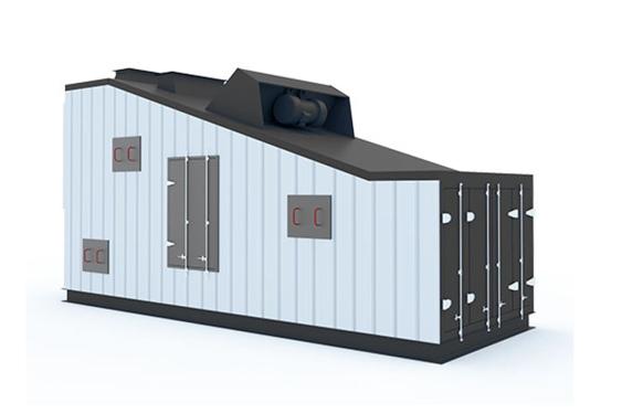 华一工程SLS3680砂石骨料振动筛