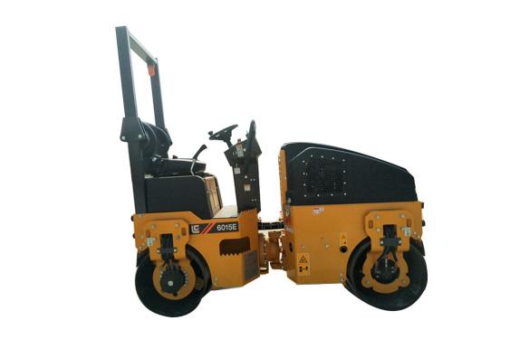 柳工6015E(双驱单振)双钢轮压路机