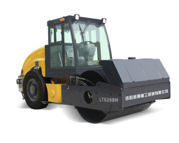 洛阳路通LTS208H-Ⅱ液压驱动单钢轮振动压路机