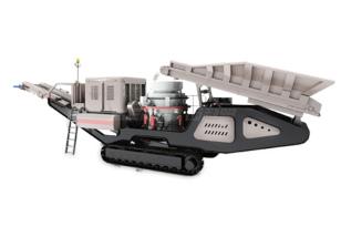 迈科路THP400S履带圆锥式破碎机