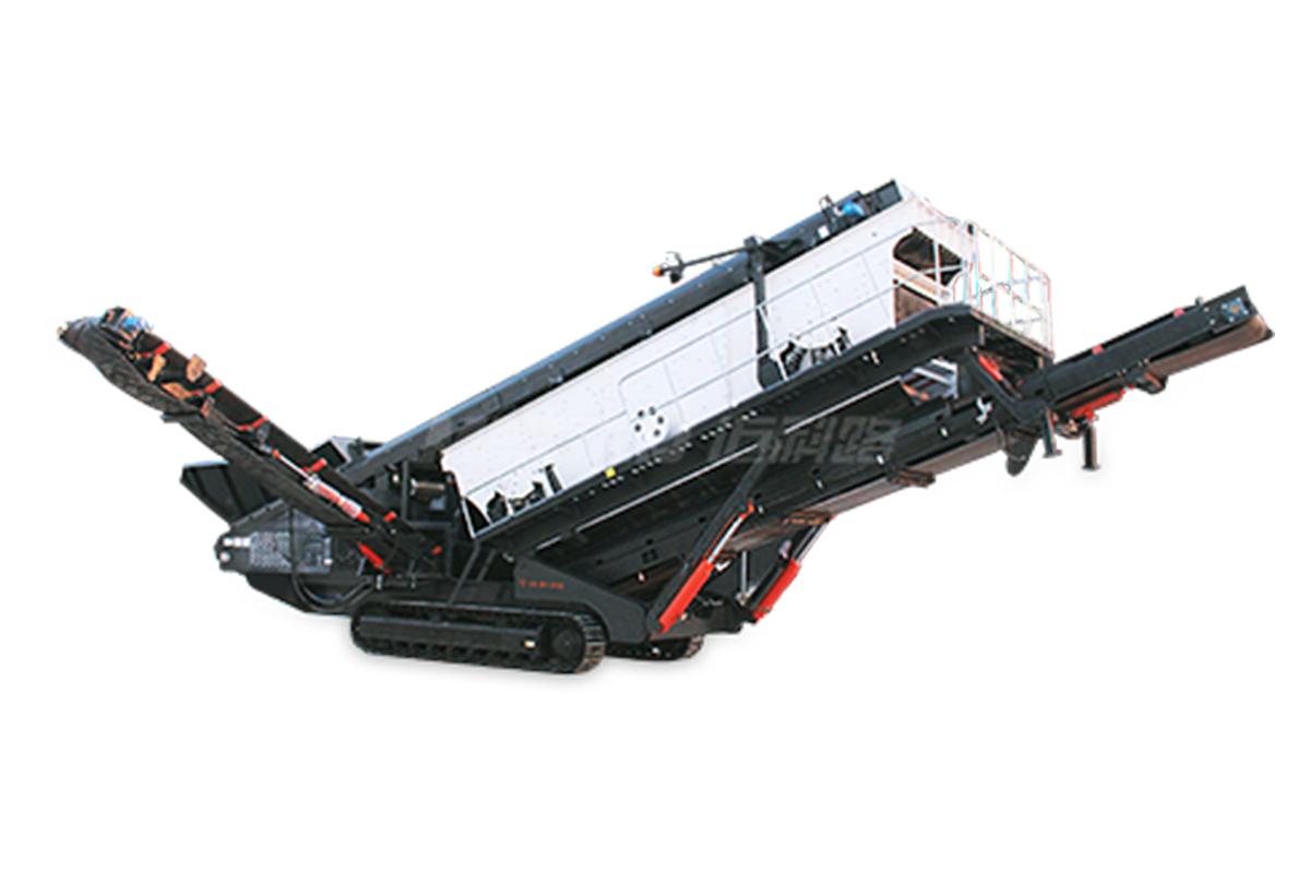 迈科路TS6023履带式筛分站高清图 - 外观